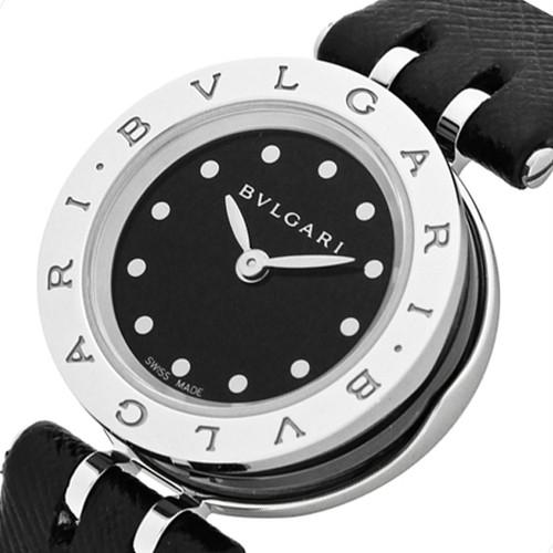 ブルガリ BVLGARI B-ZERO1 クオーツ レディース 腕時計 BZ23BSCL ブラック