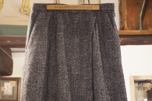 ENFÖLD tweed wide Pants