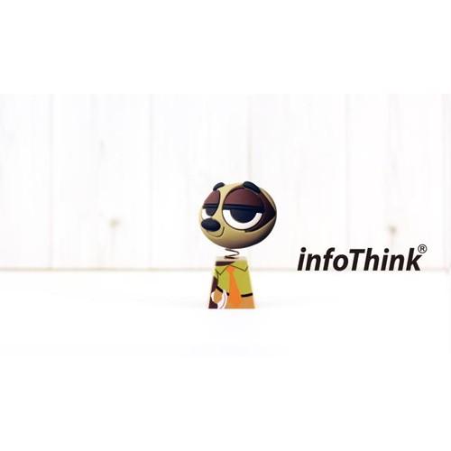 InfoThink USBメモリ Disney ズートピア USBフラッシュドライブ 16GB フラッシュ