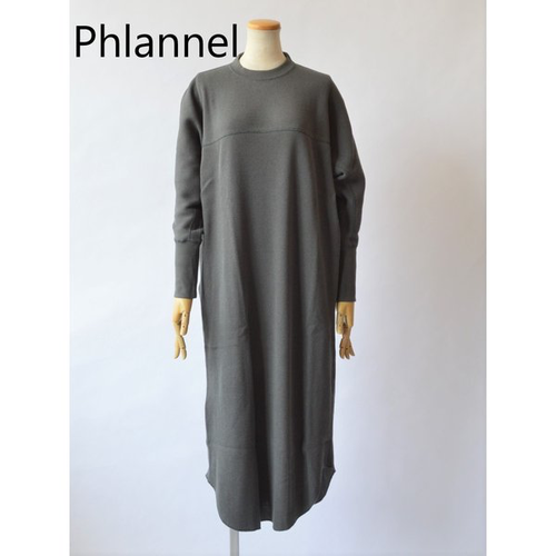Phlannel/フランネル・Cotton wool thermal dress