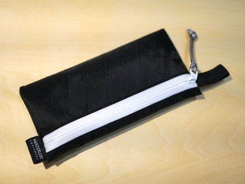 WANDERLUST EQUIPMENT / TRAIL ZIP WALLET Ⅱ (BLACK)