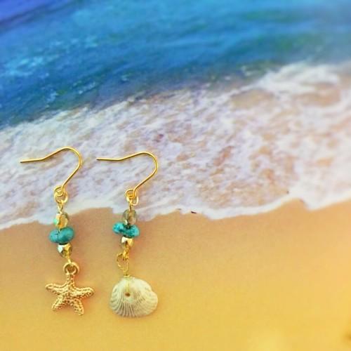 shell × starfish pierce