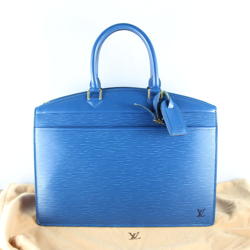 .LOUIS VUITTON M48183 TH1928 LEATHER HAND BAG MADE IN FRANCE/ルイヴィトンエピリヴィエラレザーハンドバッグ 2000000053578