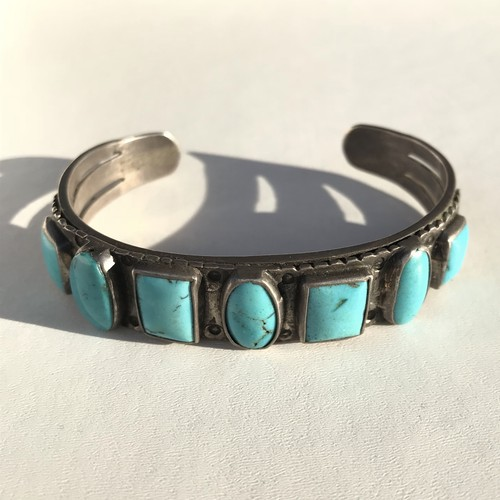 ターコイズバングル 【Vintage Indian Jewelry】 Vintage-057