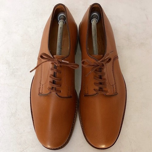 1950-60s Trickers Dead Stock Derby Shoe Made In Northampton UK8.5