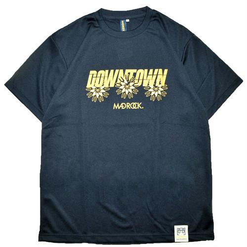 マッドロック - ダウンタウン - Tシャツ / ドライタイプ / ネイビー / MADROCK - DOWNTOWN - TEE