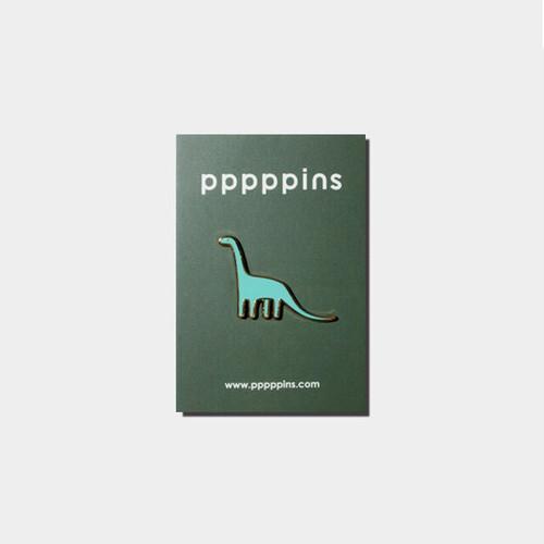 ピンバッチ-pppppins きょうりゅう
