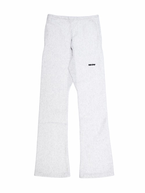 【HOLIDAY】ULTRA HEAVY SWEAT FLARE PANTS