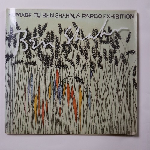 HOMAGE TO BEN SHAHN, A PARCO EXHIBITION ベン・シャーン展 カタログ / パルコ