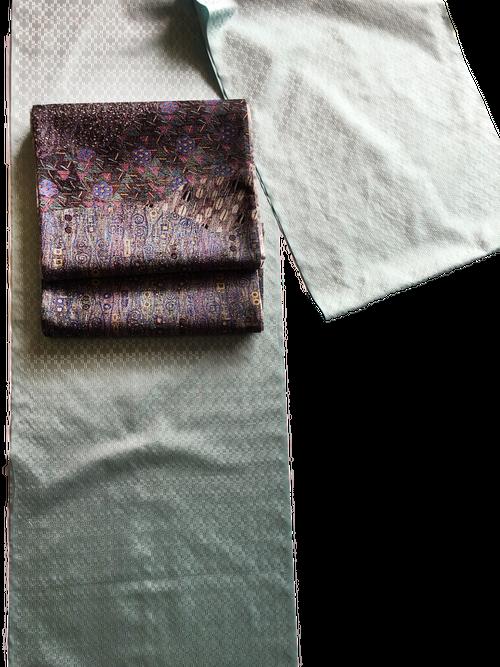 薩摩花織①