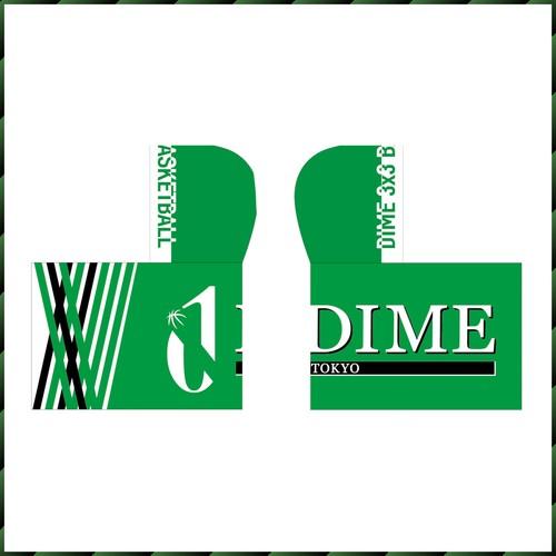 TOKYO DIME オリジナルフード付きタオル