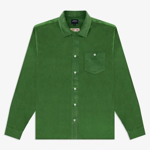 Corduroy Shirt(Green)
