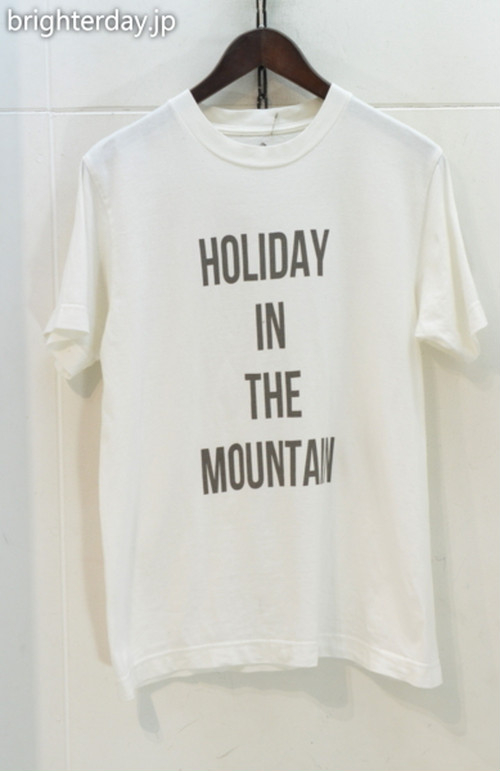 MOUNTAIN RESEARCHTシャツ