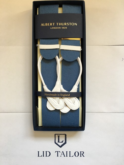 Albert Thurston  braces Made In England