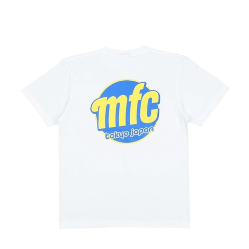MFC STORE WASHING MFC S/S TEE / WHITE