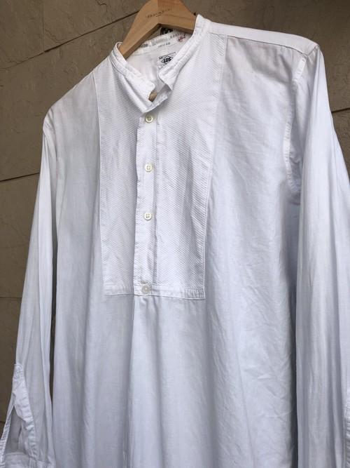 1960s British white cotton dress shirts 2