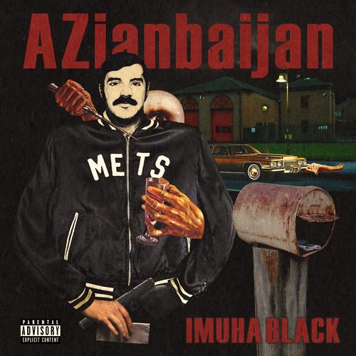 IMUHA BLACK/AZianbaijan (送料込み)