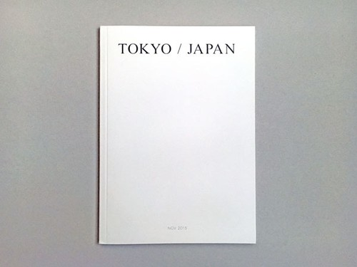 TOKYO / JAPAN NOV 2015