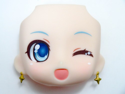 【SALE】【701】 雪ミク Twinkle Snow Ver. 顔パーツ ウインク顔 (A-ランク) ねんどろいど