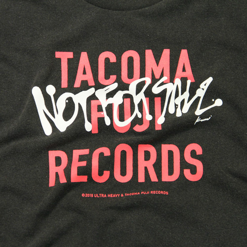 URTRA HEAVY  TACOMAFUJI RECORDS NOT FOR SALE +神山隆二