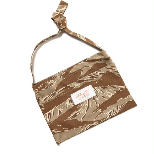 US Tiger Stripe Products Desert Tiger Camo musette