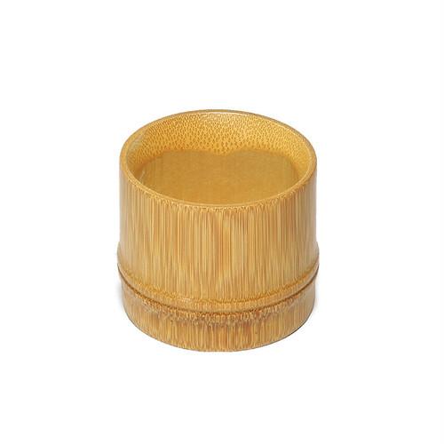 節付麺猪口すす竹ロクロ 【60-017】
