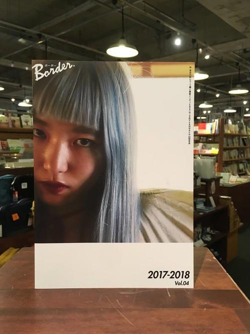 【BOOK】Border Vol.4