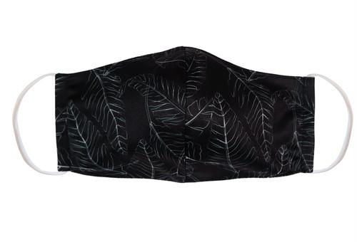 ファッション マスク リコ ブラック 立体マスク