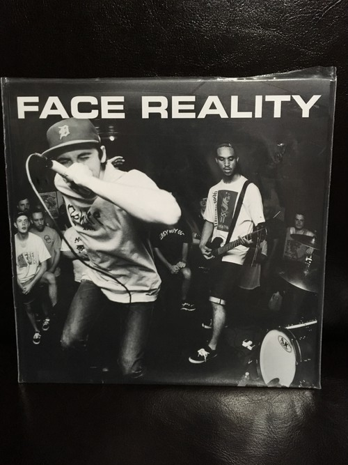 【SALE 20%OFF】Face Reality/s/t '7