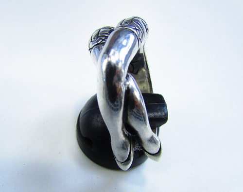 Man's Ruin Ring(Silver925)