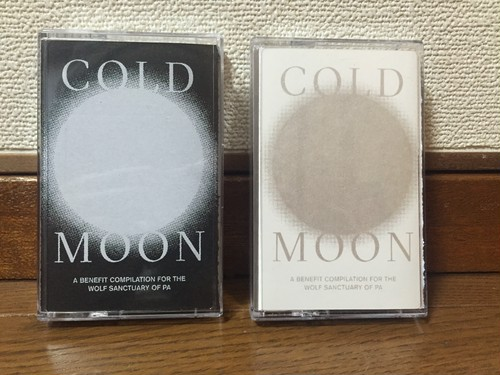 VA -  Cold Moon: A Benefit for the Wolf Sanctuary of PA TAPE