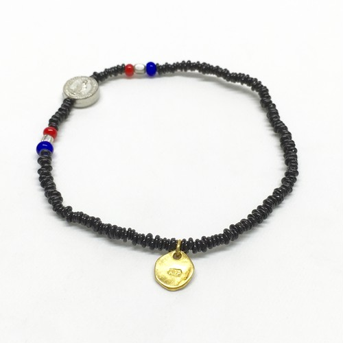 amp japan/Médaille Miraculeuse Bracelet -Metal-