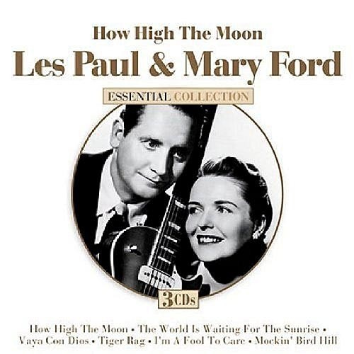 CD 「ESSENTIAL GOLD / LES PAUL & MARY FORD(3CD)