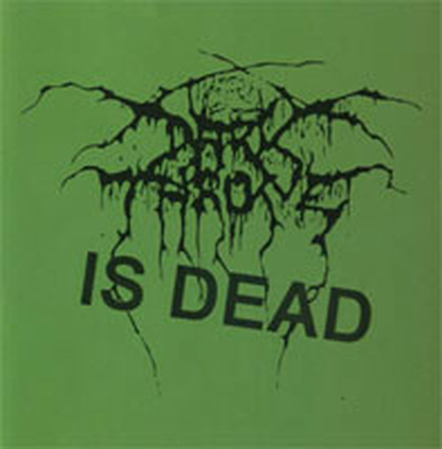 Darkthrone Is Dead - S/T ‎(CDR)