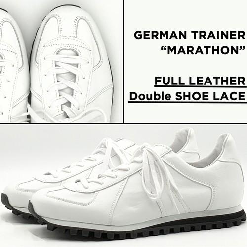 《送料無料》GERMAN TRAINER 3183-AL <WHITE> の商品画像3