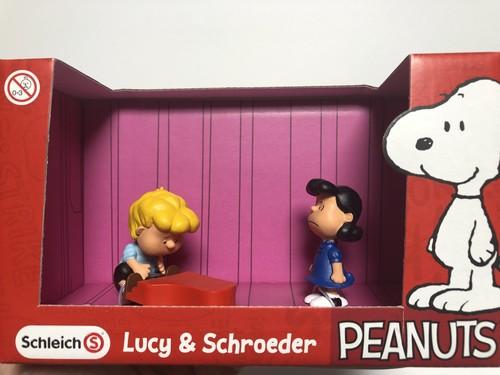 Schleich Lucy&Schroeder PEANUTS