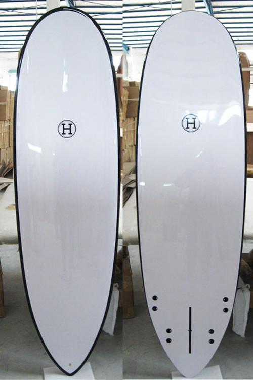 """【送料無料】HOMIE SURF BOARD [6'0""""] ロングボード サーフボード【DEADSTOCK】"""