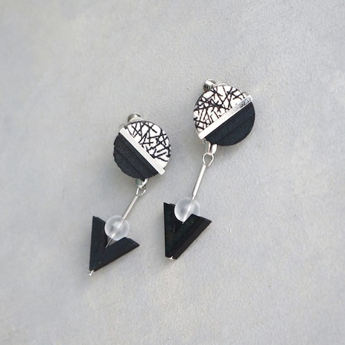 pierced earrings B-P29/earrings B-E29