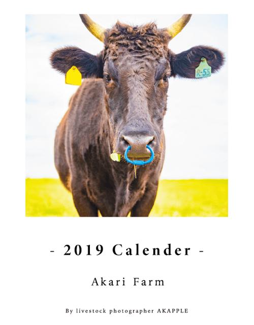 2019オリジナルカレンダー