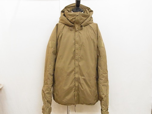 WILDTHINGS TACTICAL/HIGH LOFT JACKET/GORE MILITARY FABRIC