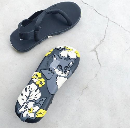 【20SS】MAISON KISTUNE メゾン キツネ / Chillax sandals