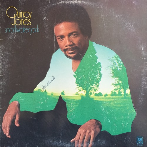 Quincy Jones ‎– Smackwater Jack