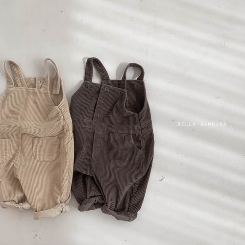=sold out= golden suspender-pants〈BELLA BAMBINA〉
