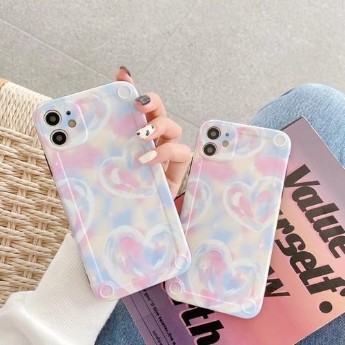 Laser love iphone case