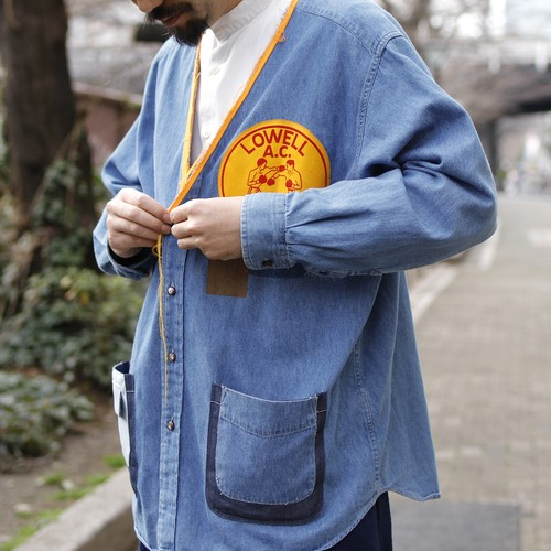 RE1018 : DENIM SHIRT