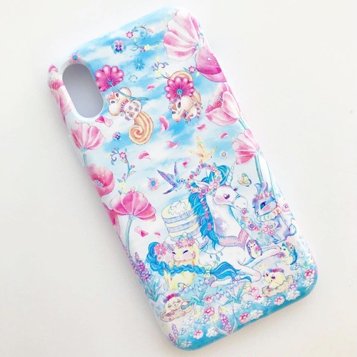 flower iPhone X