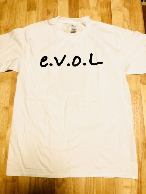 e.v.o.L TOUR T WHITE [T shirt]
