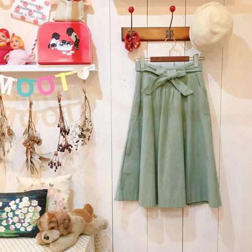 Vintage Skirt / Corduroy