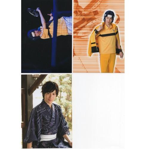 幸村精市/神永圭佑 生写真 ミュージカル 『テニスの王子様』2ndシーズン 全国大会 青学vs立海