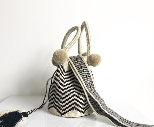 ワユーバッグ (Wayuu bag) Basic line 2way Mサイズ